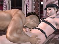3D Gay Villa no signup
